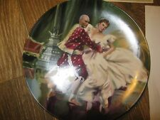 Shall We Dance Plate,Certificate of Authenticity Collection