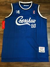 NEW Nipsey Hussle CRENSHAW Authentic Basketball Hip Hop Rap Jersey Headgear