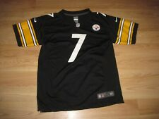 Nike Pittsburgh Steelers Ben Roethlisberger Youth XL Football Jersey/Free SH!