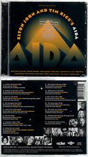 "Elton john/tim rice ""Aida"" (Cd) 1999 sting, spice girls, j. jackson, s. twain nine"