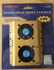 CompUSA Hard Disk Drive Cooler sku289662 3 1/2in hard drives 4 pin 8 Available