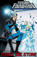 FUTURE FOUNDATION #2 (2019) 1ST PRINTING PACHECO MAIN COVER BAGGED & BOARDED