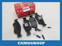 Pills Rear Brake Pads Pad MERCEDES Sprinter 0024204020