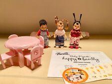 Barbie Happy Family Neighborhood Baby Friends Dolls 1st Birthday Nikki Exc 100%
