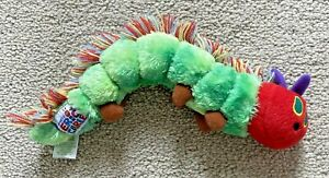 The Very Hungry Caterpillar Soft Toy Plush The World Of Eric Carle 23cm Stocking
