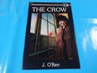 the crow caliber press # 4 last issue Comic book  j.o.barr new film