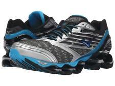 New Men's Mizuno Wave Prophecy 5 Running Shoes Size 9 Gunmetal/Blue Last Pair