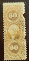 US Revenue Stamp Collection Scott # R64c - Used