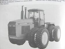John Deere 8560 8760 8960 Tractor Operators Manual Very Good