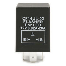Car Electronic LED Flasher Relay Unit Fix Turn Signal Blinker Indicator 3Pin 12V