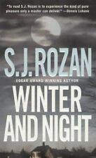 Winter and Night (A Bill SmithLydia Chin Novel)