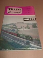TRAINS ILLUSTRATED MAGAZINE ~ JUNE 1961 IAN ALLAN VOL XIV No. 153 EXCELLENT