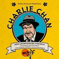 CHARLIE CHAN - 02: DER CHINESISCHE PAPAGEI   CD NEU