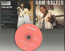SAM SALTER After 12 before 6 5TRX BASS MIX & REMIX & 2 INSTRUMENTAL CD single