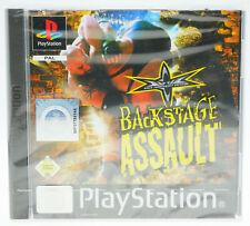 WCW Backstage Assault | Playstation 1 PS1 | NEW NEU eingeschweißt SEALED