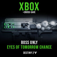 Destiny 2 - Deep Stone Crypt Boss Only Eyes of Tomorrow Chance | Xbox + Crossave