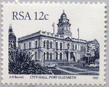 RSA SÜDAFRIKA SOUTH AFRICA 1985 669 Freimarke Definitive Gebäude Building MNH