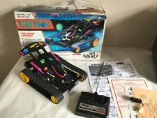 Vintage NIKKO RC Viper-1 Super Belt 1/18 - 80's boxed Radio Controlled Buggy/car