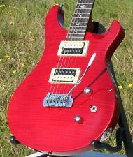 WELLER E-Gitarre, Riegelahorn, Ahornhals, Humbucker, Tremolo, Birds, B-WARE 122