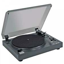 Professional USB Belt Drive Turntable Vinyl Transfer and Plays 33 45 & 78 RPM