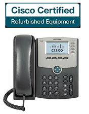 Cisco SPA514G 4-Line IP VoIP Gigabit Telephone Phone PoE