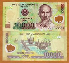 Vietnam, 10,000 (10000) dong, 2017, Pick 119-New, Polymer, UNC