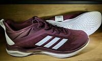New Adidas Men's Turf Baseball Speed Trainer 4 Shoes Sneakers Size 11.5 B27843