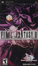 Final Fantasy II 2 [Sony PlayStation Portable PSP, Classic Square Enix JRPG] NEW