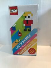 Lego 21200 Life of George for iPhone age 14 build able game new Sealed Contents