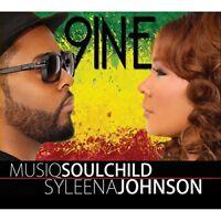 Musiq Soulchild and Syleena Johnson - 9ine [CD]