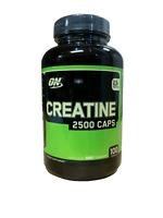 Optimum Nutrition CREATINE 2500 CAPS Strength Power Energy - 100 capsules