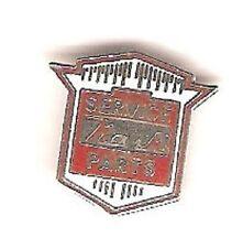 1948,1949,1950,1951,1952,1953,1954,1955,1956 NASH Parts/Service jacket lapel pin