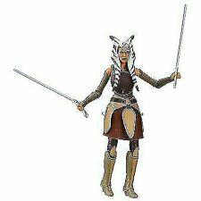 Star Wars Rebels Black Series Ahsoka Tano Action Figure
