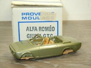 Alfa Romeo Giulia GTC - Provence Moulage 1:43 in Box *51182