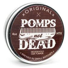 Pomps Not Dead Original Medium Hold Pomade 4oz