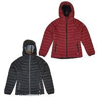 Hi-Tec Belford Insulated Jacket Womens Puffa Padded Water Resistant Coat