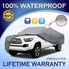 [CCT] 5 Layer Weatherproof Full Pickup Truck Cover For Toyota Tacoma [2016-2019]