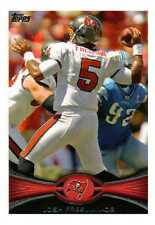 2012 TOPPS FOOTBALL TAMPA BAY BUCCANEERS 13 CARD TEAM SET INCLUDES ALL ROOKIES