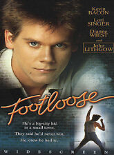 Footloose (DVD, 2004, Widescreen Special Collectors Edition) SEALED