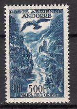 TIMBRE PA  ANDORRE FRANCE NEUF  N° 4 * LE VILIRA DE L ORIENT