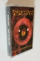 Napalm Death Inside The Torn Apart Cassette Tape 1997 Heavy Metal Trash