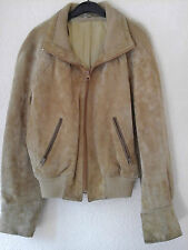 Unbranded Zip Suede Casual Coats & Jackets for Women