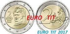 2 €   AUTRICHE     NORMALE   1  X  PIECE    NOUVEAU   /    2017       disponible
