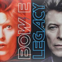 DAVID BOWIE - LEGACY (THE VERY BEST OF DAVID BOWIE)  2 VINYL LP NEW!