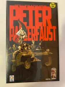 Peter Panzerfaust Issue 10 Diamond Retailer Summit Cover by Tyler Jenkins, Image