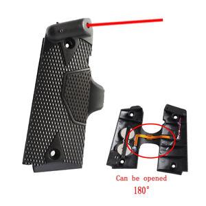 Pistol 1911 Tactical Laser Grip Handgrip Red Dot Laser Sight Hunting Accessories