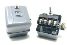 Square D Air Compressor Pressure Switch Single Port 120 150 Psi W Unloader 24amp