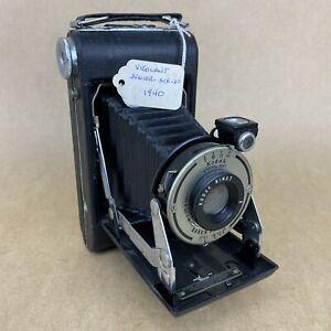 Kodak Vigilant Junior Six-20 1940 Vintage Folding Camera