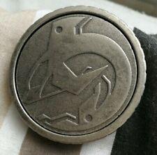 Kamen Rider OOOs Shark Metal Coin Masked Rider Japanese Import Sentai RARE Hero