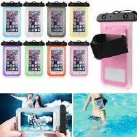 Waterproof Underwater Case Cover Bag Dry Pouch For Mobile Phone Samsung iPhone